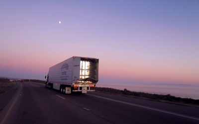 New Law Will Smog-Check Class 4-8 Trucks in California